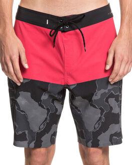 HIBISCUS MENS CLOTHING QUIKSILVER BOARDSHORTS - EQYBS04295-RMZ6