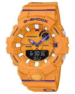 ORANGE MENS ACCESSORIES G SHOCK WATCHES - GBA800DG-9AORG