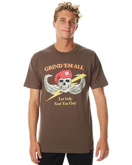 MILITARY MENS CLOTHING INDEPENDENT TEES - IN-MTA7106MIL