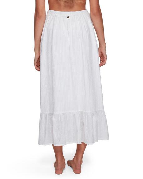 WHITE WOMENS CLOTHING BILLABONG SKIRTS - BB-6507522-WHT