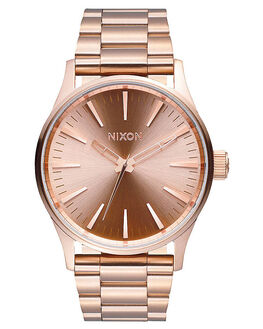ALL ROSE GOLD MENS ACCESSORIES NIXON WATCHES - A450897