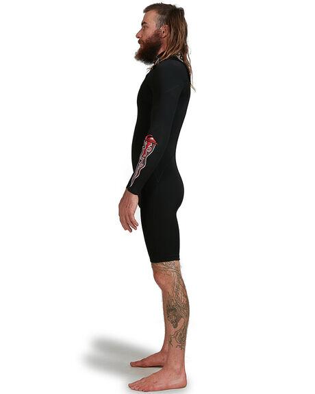 BLACK BOARDSPORTS SURF QUIKSILVER MENS - EQYW403016-KVD0