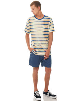 RAINY DAY MENS CLOTHING DC SHOES TEES - EDYKT03365SEW0