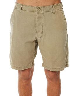 WASHED SAND MENS CLOTHING DEUS EX MACHINA SHORTS - DMP73333WSND