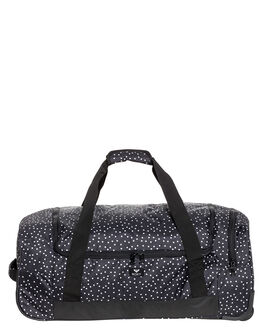 TRUE BLACK DOTS WOMENS ACCESSORIES ROXY BAGS + BACKPACKS - ERJBL03124KVJ8