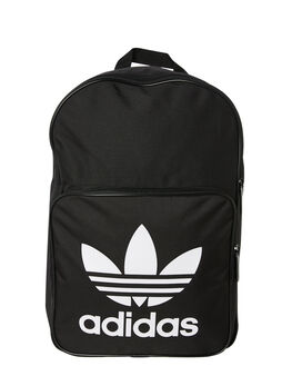 BLACK MENS ACCESSORIES ADIDAS BAGS + BACKPACKS - DJ2170BLK