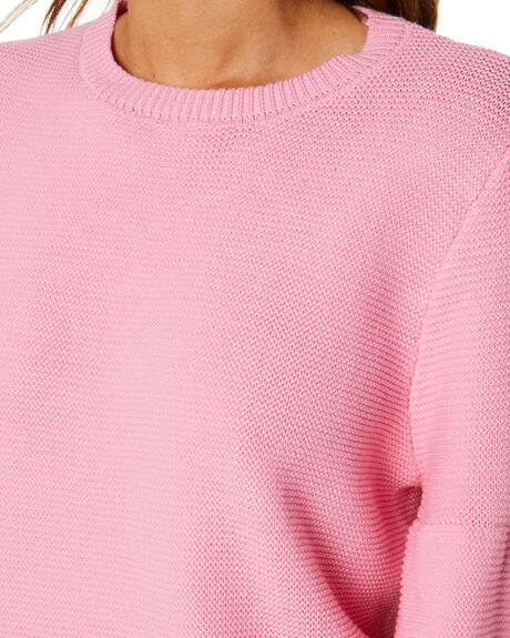PINK WOMENS CLOTHING SHAREEN KNITS + CARDIGANS - KT01211_PNK