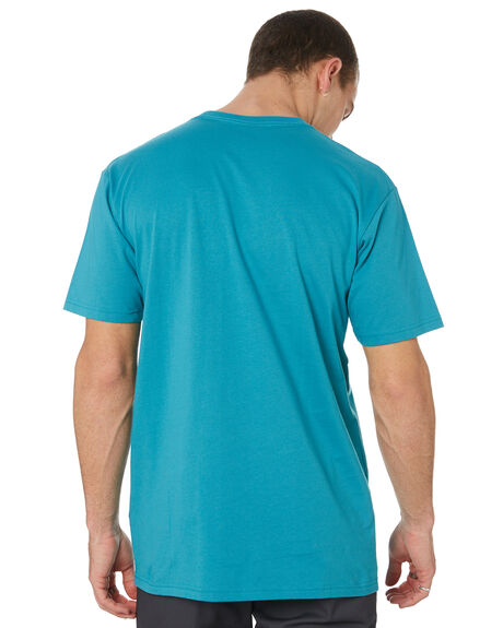 TEAL MENS CLOTHING DICKIES TEES - K3190101TE