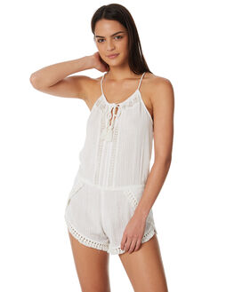 VANILLA WOMENS CLOTHING RIP CURL PLAYSUITS + OVERALLS - GDRCH80174