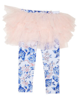 LIGHT BLUE KIDS GIRLS ROCK YOUR KID PANTS - TGL194-OFLBLU