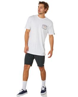 WHITE MENS CLOTHING SALTY CREW TEES - 20035097AWHT