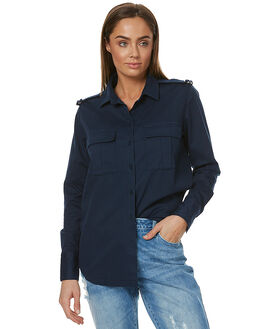 NAVY WOMENS CLOTHING THE FIFTH LABEL FASHION TOPS - TP170413TNVY