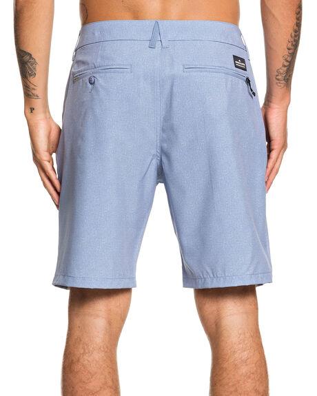 STONE WASH MENS CLOTHING QUIKSILVER SHORTS - EQYWS03653-BKJ0