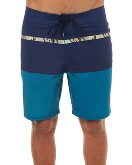NAVY MENS CLOTHING DEPACTUS BOARDSHORTS - D5171237NAVY