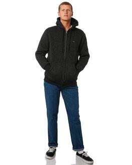 BLACK MENS CLOTHING BILLABONG JUMPERS - 9595633BLK