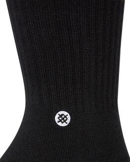 BLACK WOMENS CLOTHING STANCE SOCKS + UNDERWEAR - W556A19VITBLK