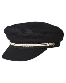 BLACK OFF WHITE WOMENS ACCESSORIES BRIXTON HEADWEAR - 00712BKOFF