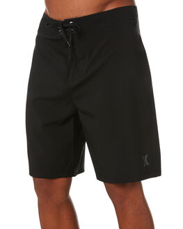 BLACK MENS CLOTHING HURLEY BOARDSHORTS - CJ5117010