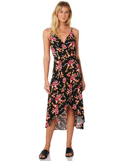 PRINT WOMENS CLOTHING JORGE DRESSES - 8320065PRNT