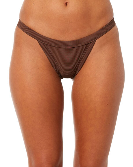 CHESTNUT OUTLET WOMENS ZULU AND ZEPHYR BIKINI BOTTOMS - ZZ2003BCHST