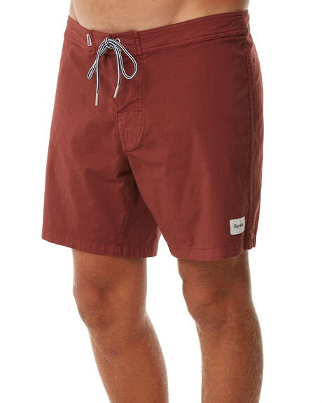RUSSET OUTLET MENS RHYTHM BOARDSHORTS - OCT17M-TR05-RUS