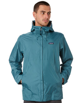 TASMANIAL TEAL MENS CLOTHING PATAGONIA JACKETS - 83802TATE