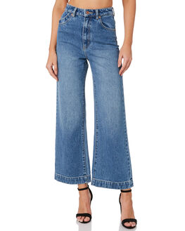 BOBBY BLUE WOMENS CLOTHING ROLLAS JEANS - 132174838