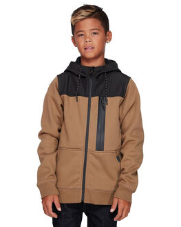 CLAY KIDS BOYS BILLABONG JUMPERS + JACKETS - BB-8507621-C24