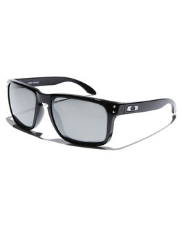 POLISHED BLACK PRIZM MENS ACCESSORIES OAKLEY SUNGLASSES - 0OO9417-1659