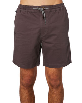 ASPHALT BLACK MENS CLOTHING VOLCOM SHORTS - A1031701ASB