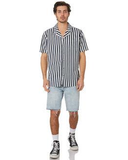 NAVY MENS CLOTHING ST GOLIATH SHIRTS - 4340026NVY
