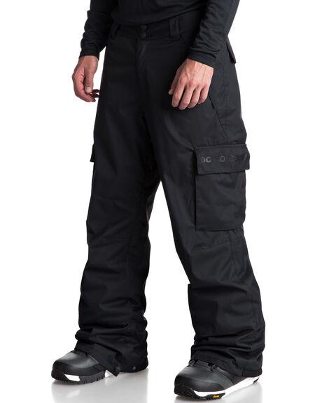 BLACK BOARDSPORTS SNOW DC SHOES MENS - EDYTP03036KVJ0