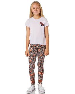 KHAKI KIDS GIRLS THE HIDDEN WAY PANTS - H6184203KHAKI