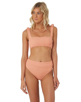 CORAL WOMENS SWIMWEAR ZULU AND ZEPHYR BIKINI SETS - ZZ2228CRL