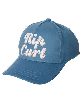 TEAL KIDS GIRLS RIP CURL HEADWEAR - JCABH14821