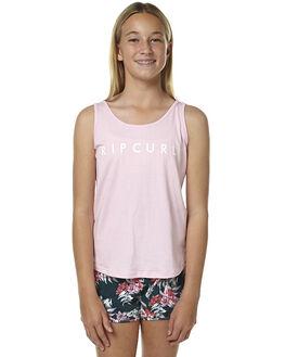 PINK KIDS GIRLS RIP CURL SOCKS + UNDERWEAR - JPJAE1PNK