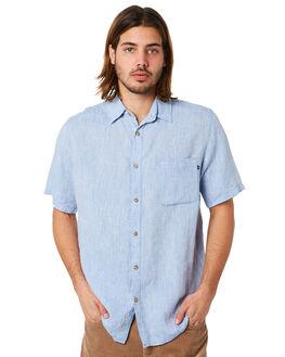 BLUE DAWN MENS CLOTHING RUSTY SHIRTS - WSM0836BDW