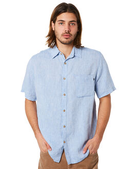 BLUE DAWN OUTLET MENS RUSTY SHIRTS - WSM0836BDW