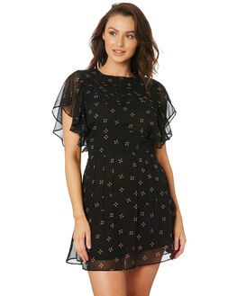 STAMP GEO WOMENS CLOTHING STEVIE MAY DRESSES - SL190929DPRINT