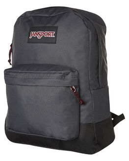 FORGE GREY MENS ACCESSORIES JANSPORT BAGS - JST60G_JS6XDFGRY