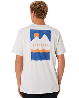 SEA SALT MENS CLOTHING DEPACTUS TEES - D5202009SEAST
