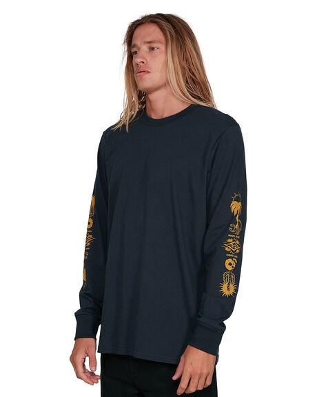 NAVY MENS CLOTHING BILLABONG TEES - BB-9503173-NVY