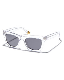 CRYSTALGREY MENS ACCESSORIES SABRE SUNGLASSES - SS6-501CR-GCRYST