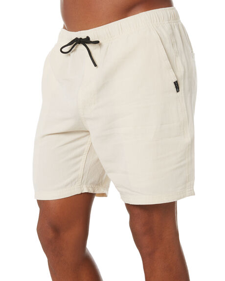 VINTAGE CREAM MENS CLOTHING RUSTY SHORTS - WKM1014VTC