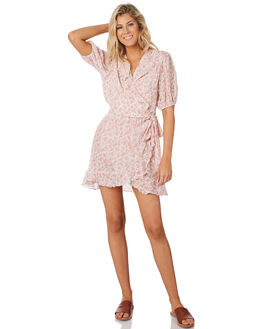 MULTI WOMENS CLOTHING MINKPINK DRESSES - MP1904450MUL