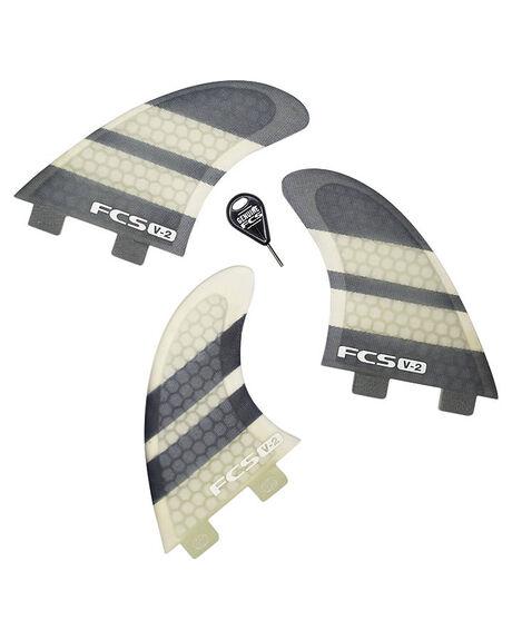 BLUE SURF HARDWARE FCS FINS - 1120-156-00-R