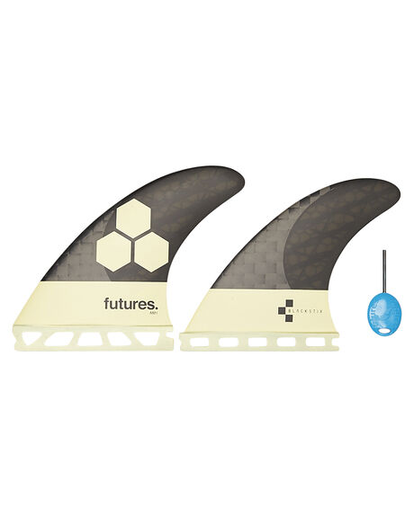 CREAM SURF HARDWARE FUTURE FINS FINS - AM1-020408CRE