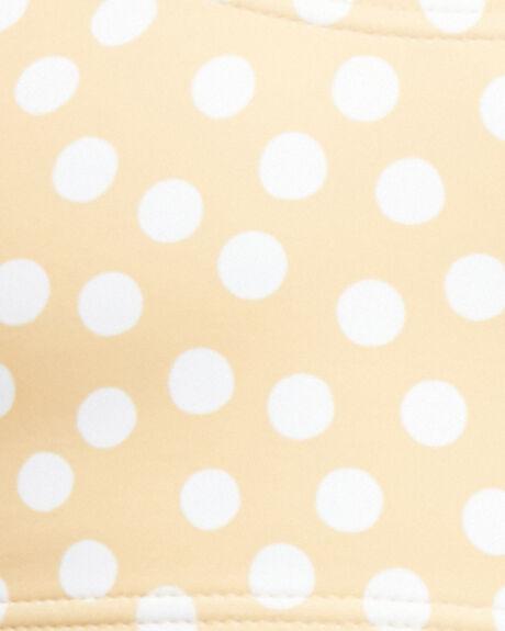 BRIGHT GOLD KIDS GIRLS BILLABONG SWIMWEAR - BB-5503703-BIG