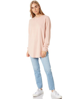 MISTY PINK WOMENS CLOTHING ALL ABOUT EVE JUMPERS - 6436033PNK