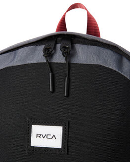 GREY BLACK MENS ACCESSORIES RVCA BAGS + BACKPACKS - R371452GYBK